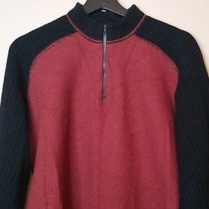 Kuhl merino wool sweater